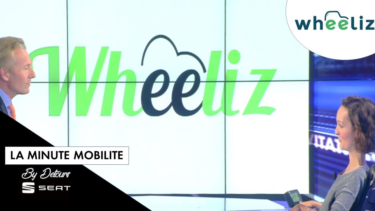 La Minute Mobilité #22 : Wheeliz