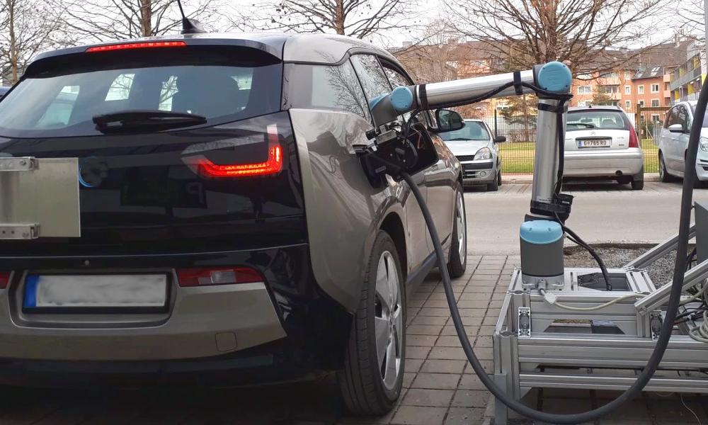 En 2025, les voitures électriques se rechargeront toutes seules