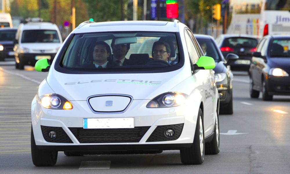 Les ventes de voitures électriques explosent en France : + 93% en janvier !
