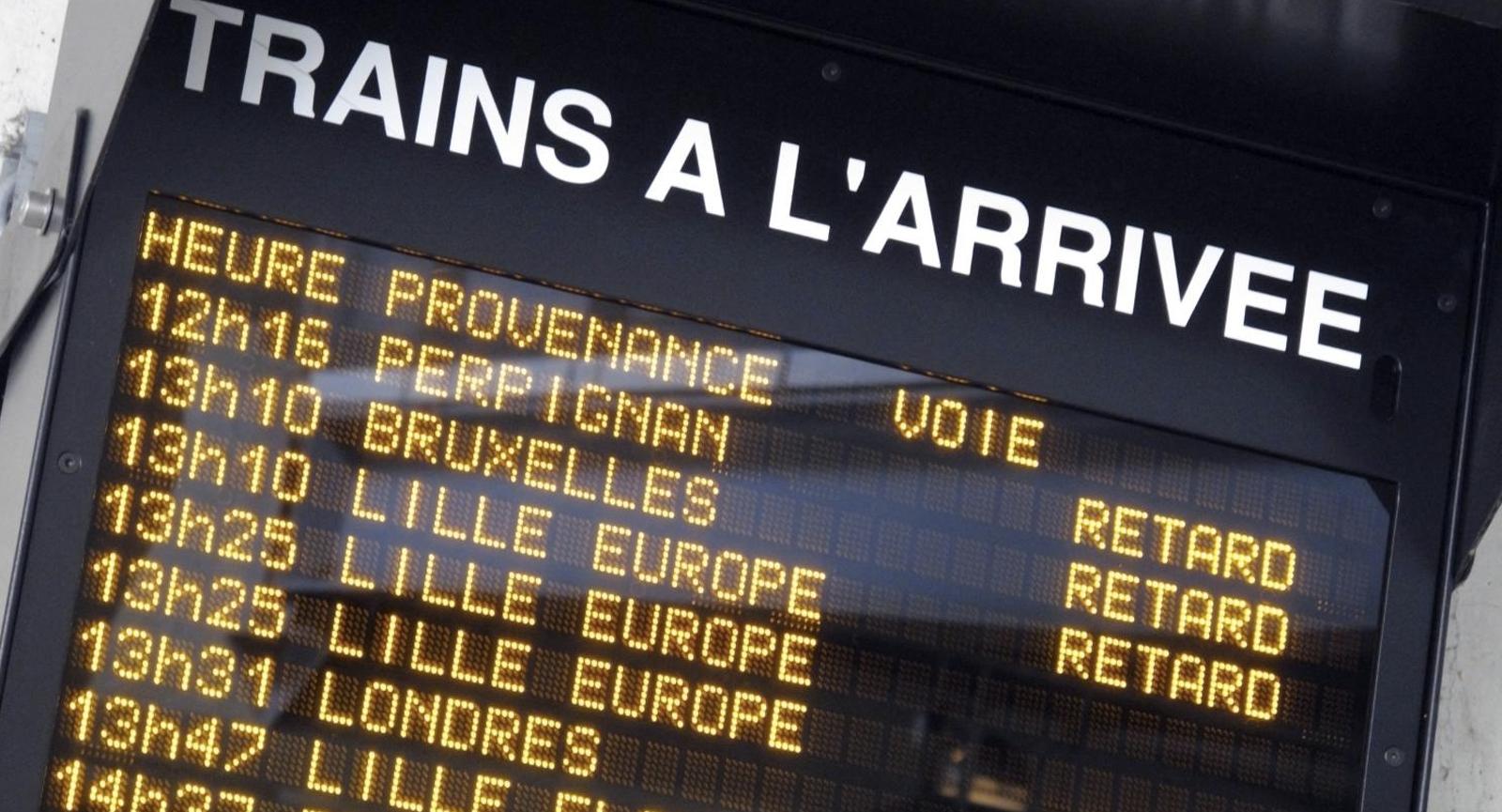 La SNCF a un plan pour en finir avec le retard des TGV
