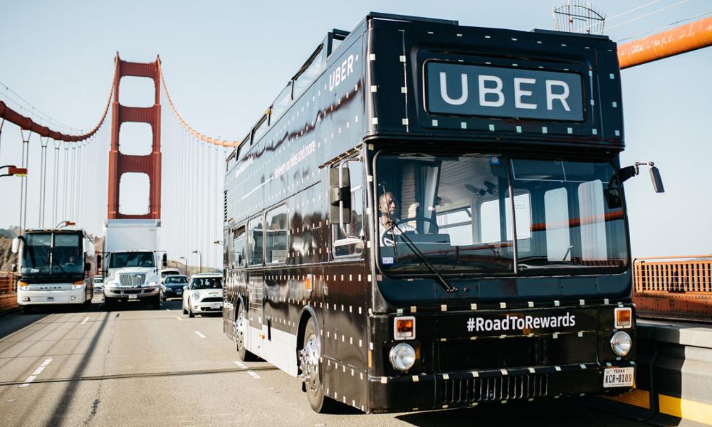 Surprise : les transports en commun arrivent sur l'appli Uber