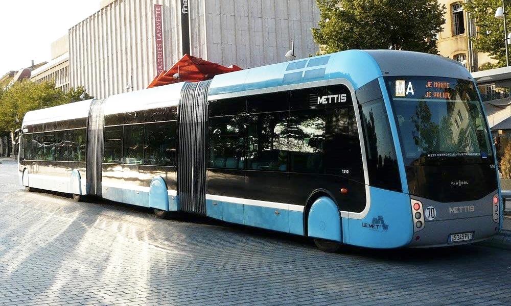 En province, les Français réclament des bus-tram