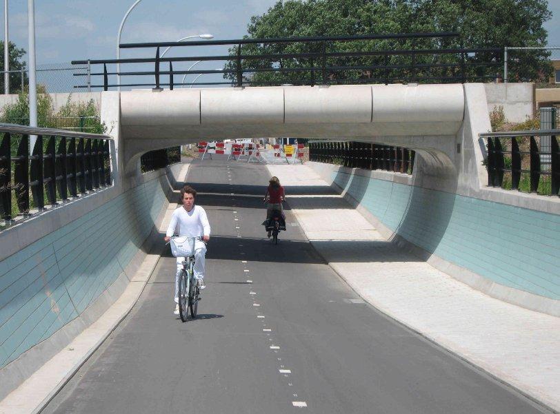 À Toulouse, bientôt un périphérique réservé aux vélos