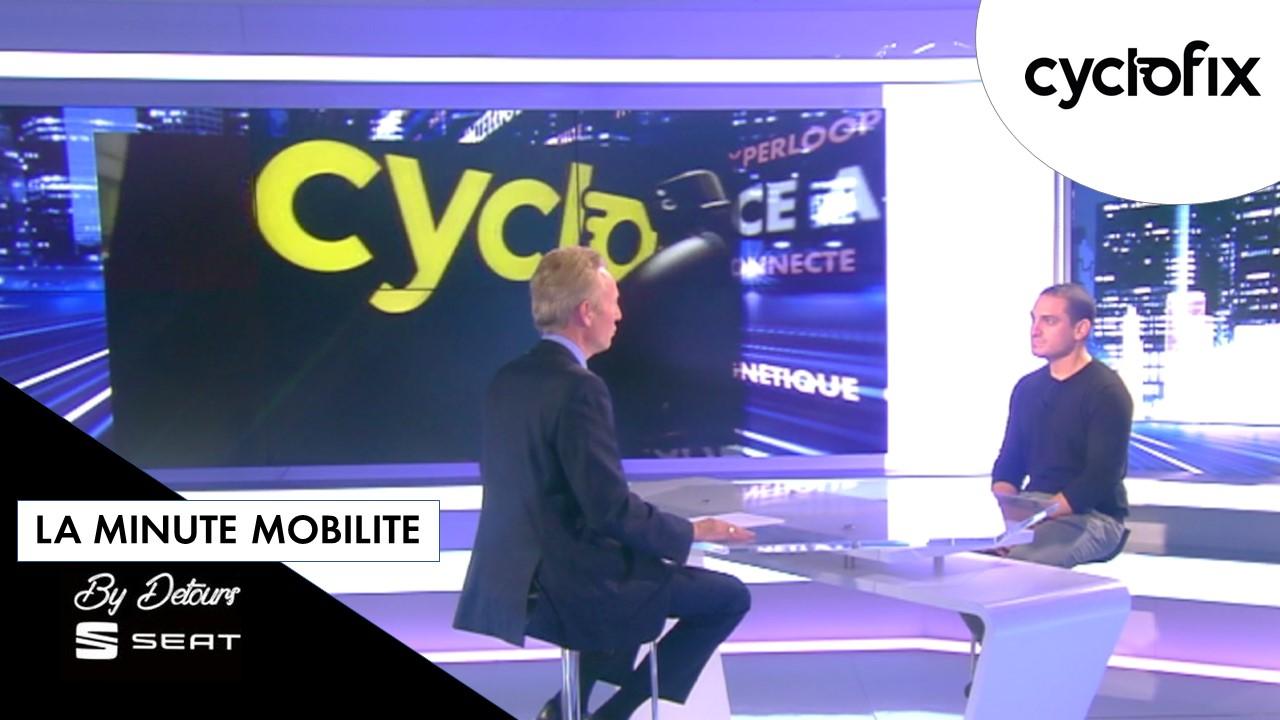 La Minute Mobilité #24 : Cyclofix