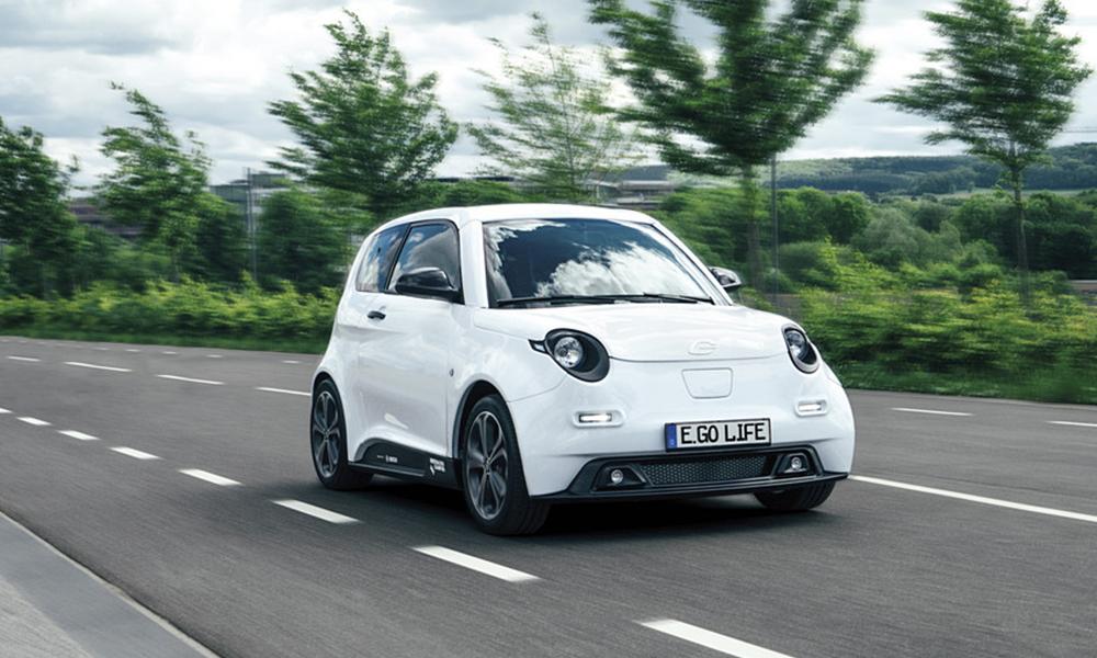 Cette voiture électrique accélère comme une Formule 1