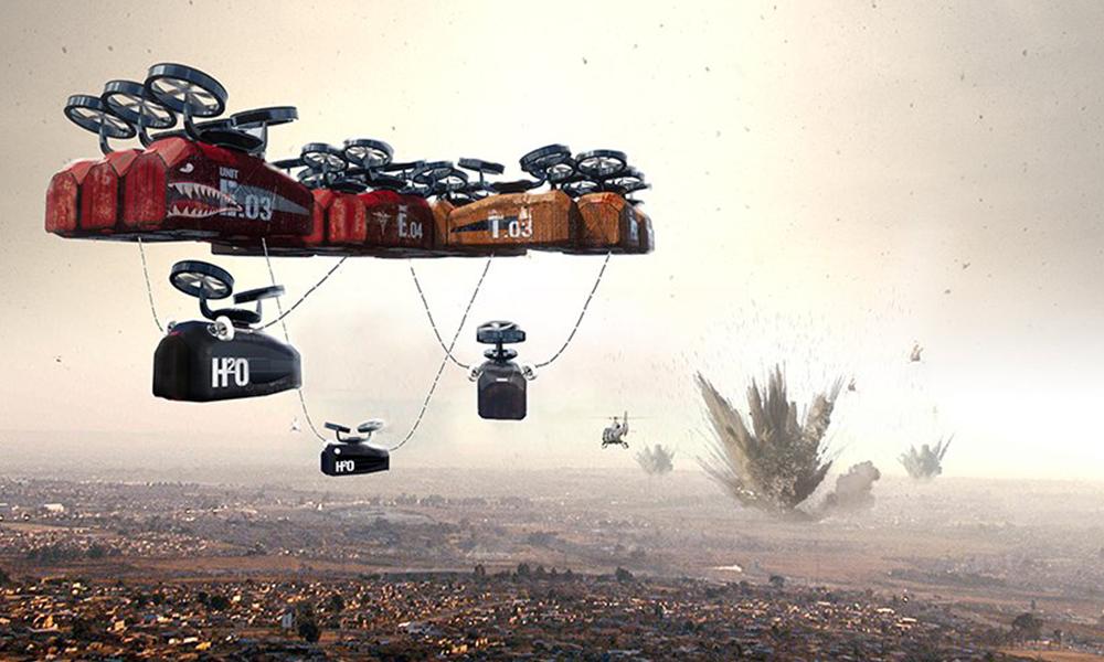 Guerres, urgences, incendies : voici le premier hôpital volant qui peut sauver des vies partout