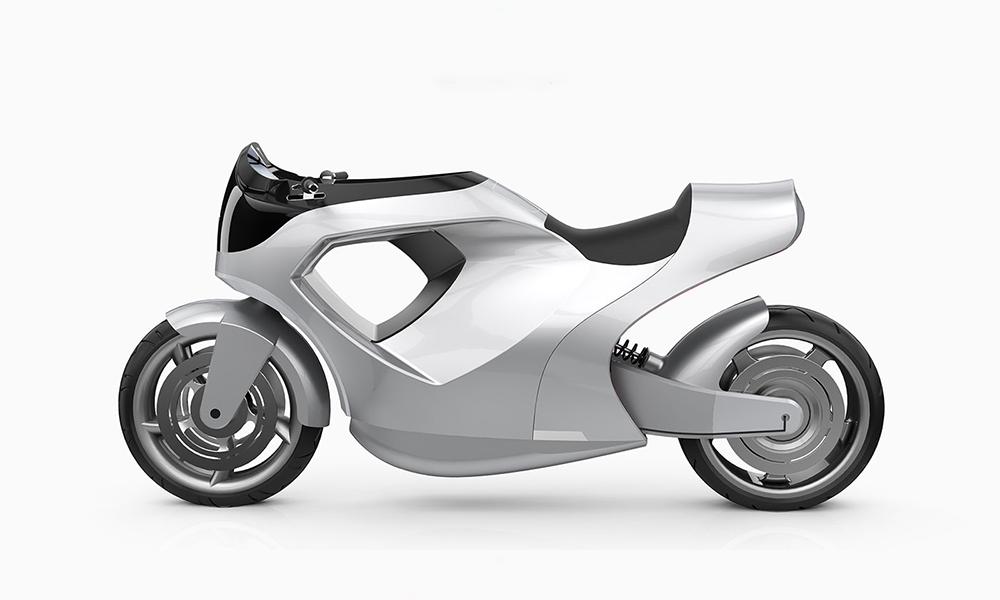 Voici à quoi pourrait ressembler la première moto électrique de Tesla