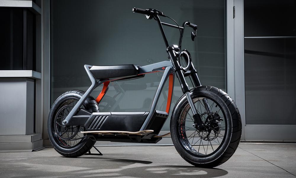 Revendez votre moto : Harley-Davidson dévoile un scooter et un vélo électriques