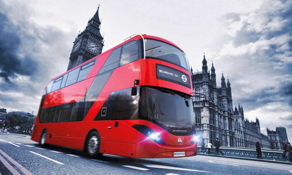 Royal : les bus londoniens passent à l'hydrogène