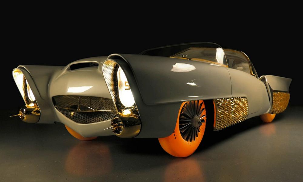 Ceci est la première voiture autonome de l'histoire, et elle a 60 ans