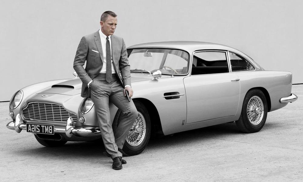 Pour sauver la planète, James Bond va conduire une voiture électrique