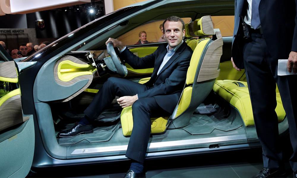 9 millions de Français ont utilisé les «bus Macron» en 2018
