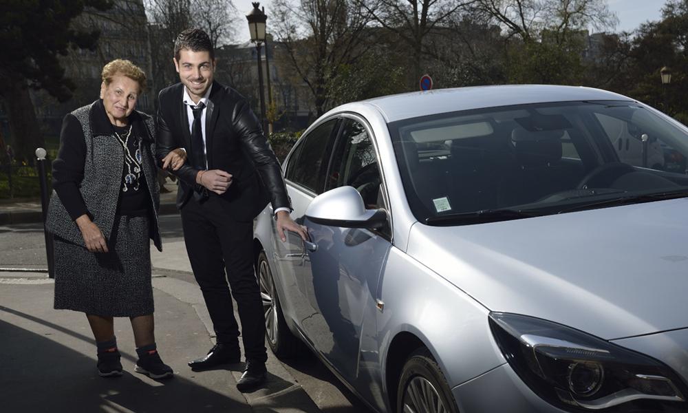CityZen Mobility: un Uber sécurisé pour les personnes âgées