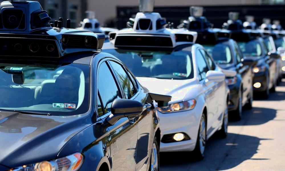 Bouchons en perspective, les voitures autonomes préfèrent rouler que de se garer