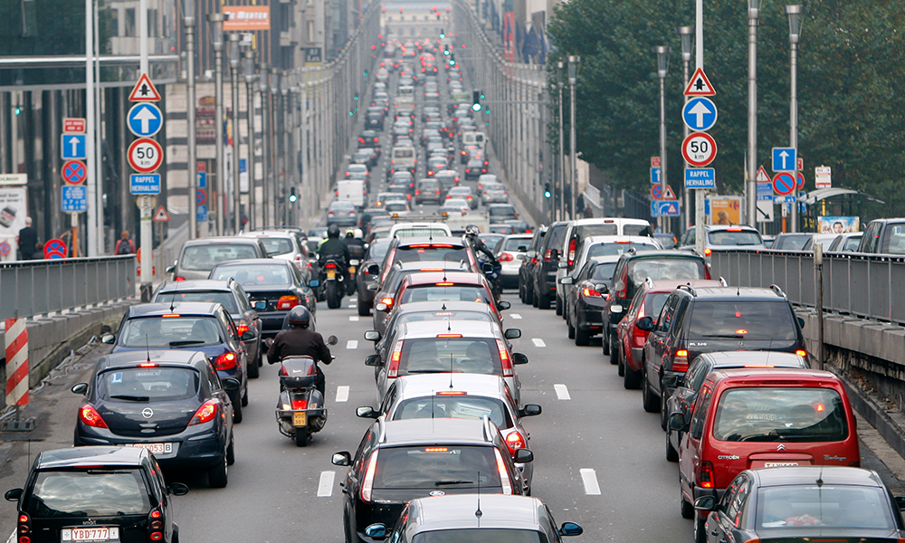 Le Grand Paris veut supprimer 30% de la circulation d'ici 2024