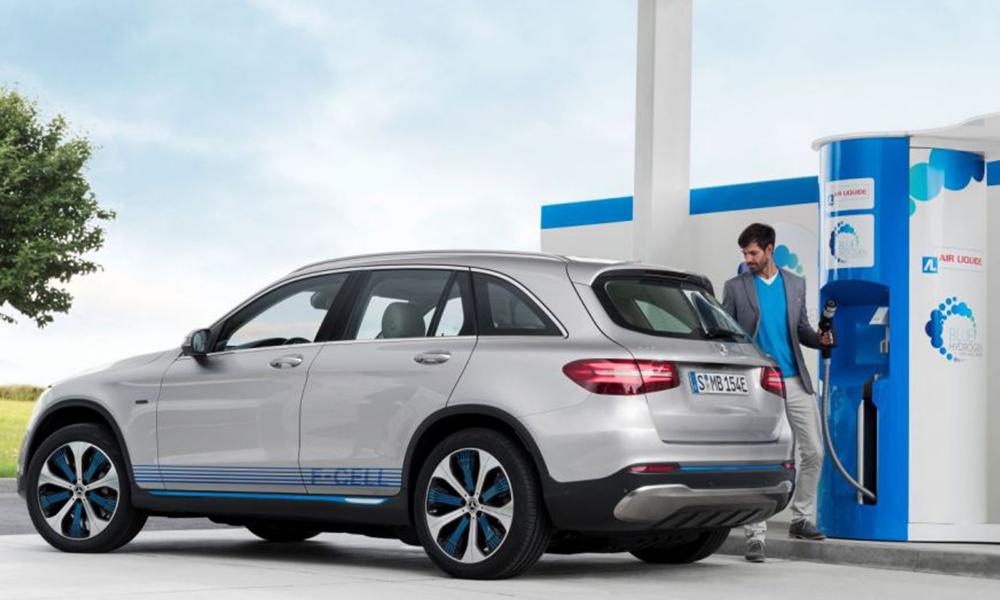 Demain les voitures à hydrogène pollueront moins et seront moins chères