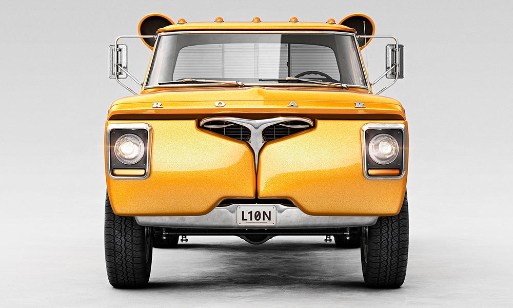 Ce designer transforme des voitures mythiques en animaux sauvages