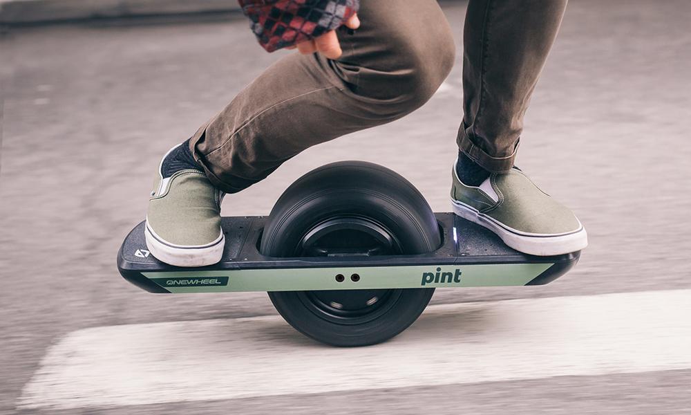 Rangez vos skates, voici le plus petit gyropode au monde