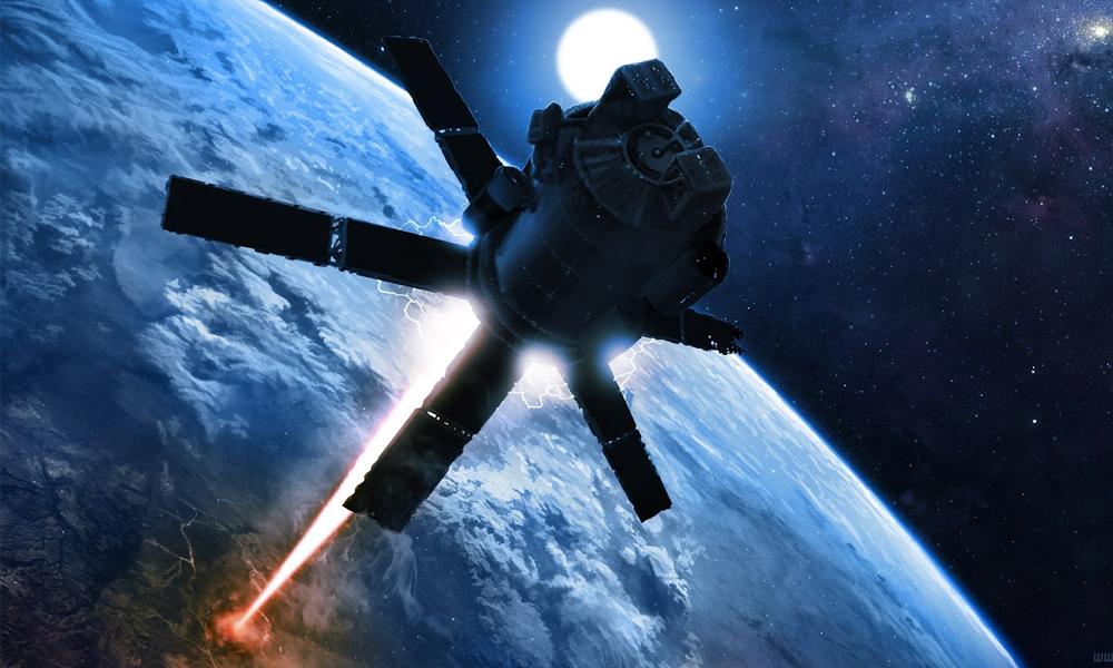 Il veut envoyer des vaisseaux dans l'espace grâce à un gros rayon laser