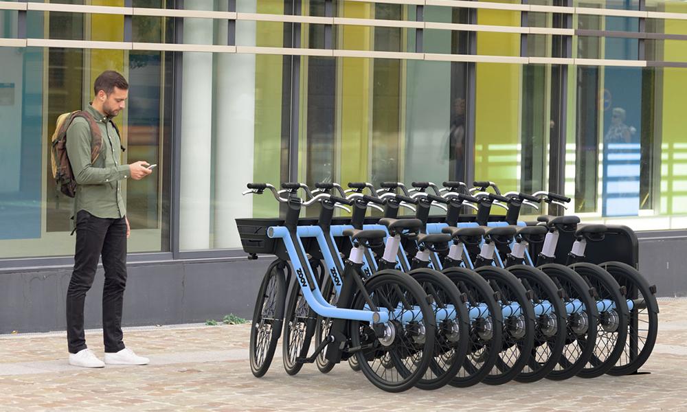 Zoov : la startup qui veut imposer le vélo électrique en libre-service partout en France