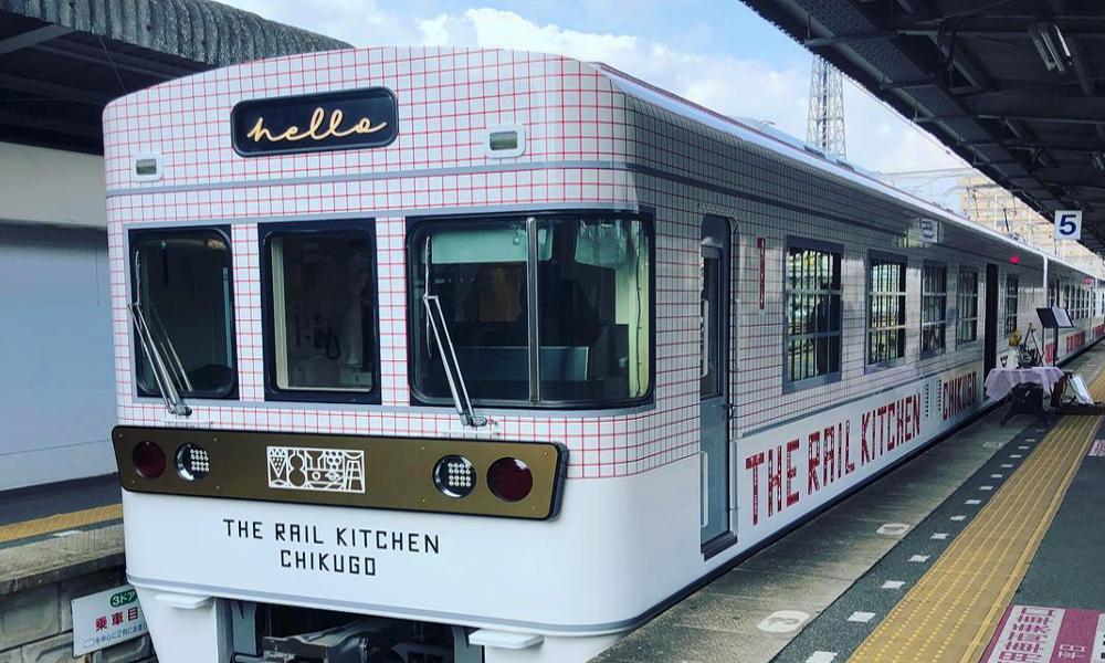 Au Japon, ce train-restaurant gastronomique ridiculise tous les TGV
