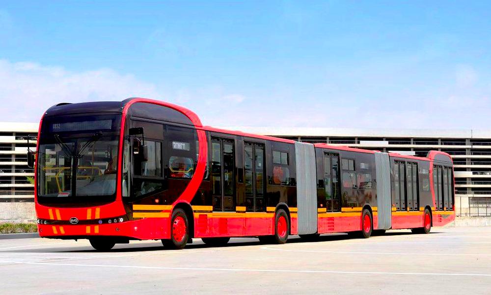 250 passagers et zéro émission, voici le plus grand bus électrique du monde