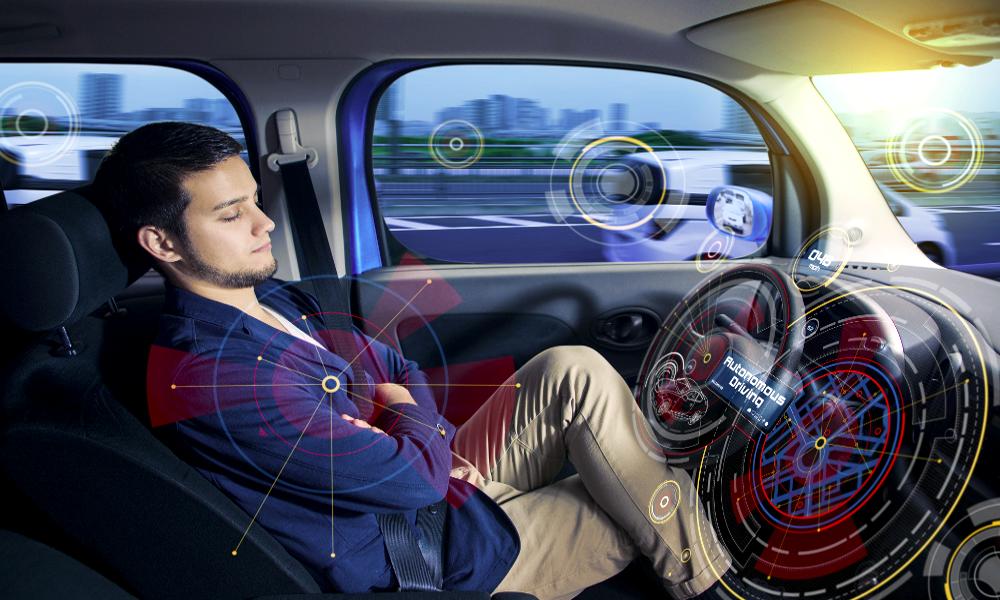 Voiture autonome: 70% des conducteurs sont prêts à lâcher leur volant d'ici 10 ans
