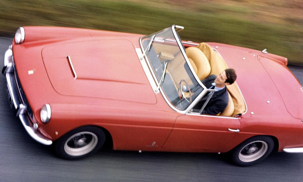 Journée nationale des véhicules d'époque : c'est le moment de ressortir votre vieille Ferrari