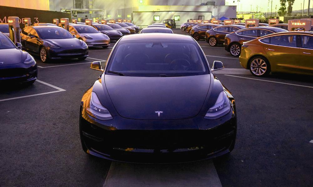 Tesla annonce des robots-taxis moins chers qu'Uber dès 2020