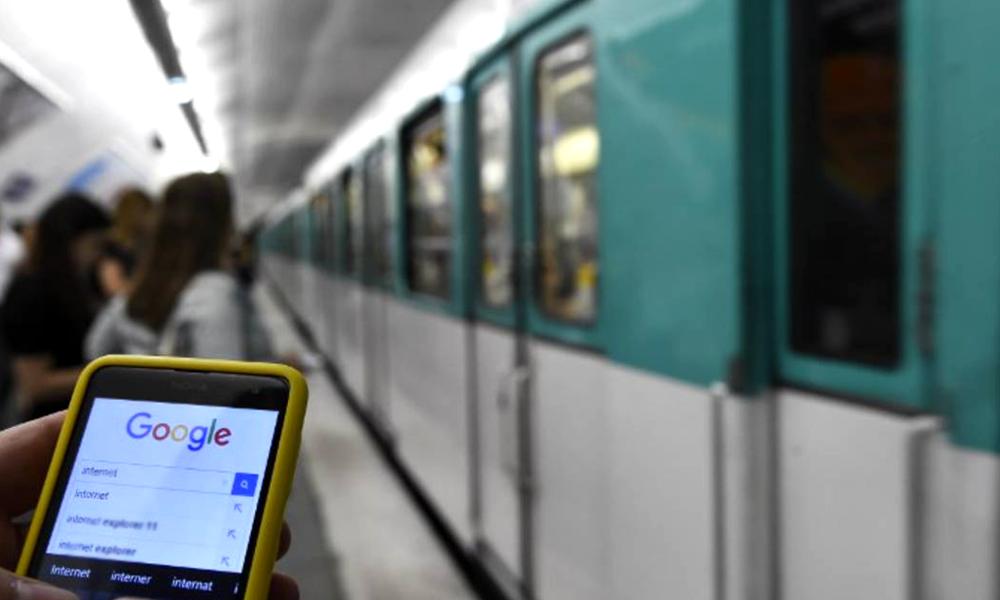 Google Maps vous annonce s'il reste des places dans le prochain métro