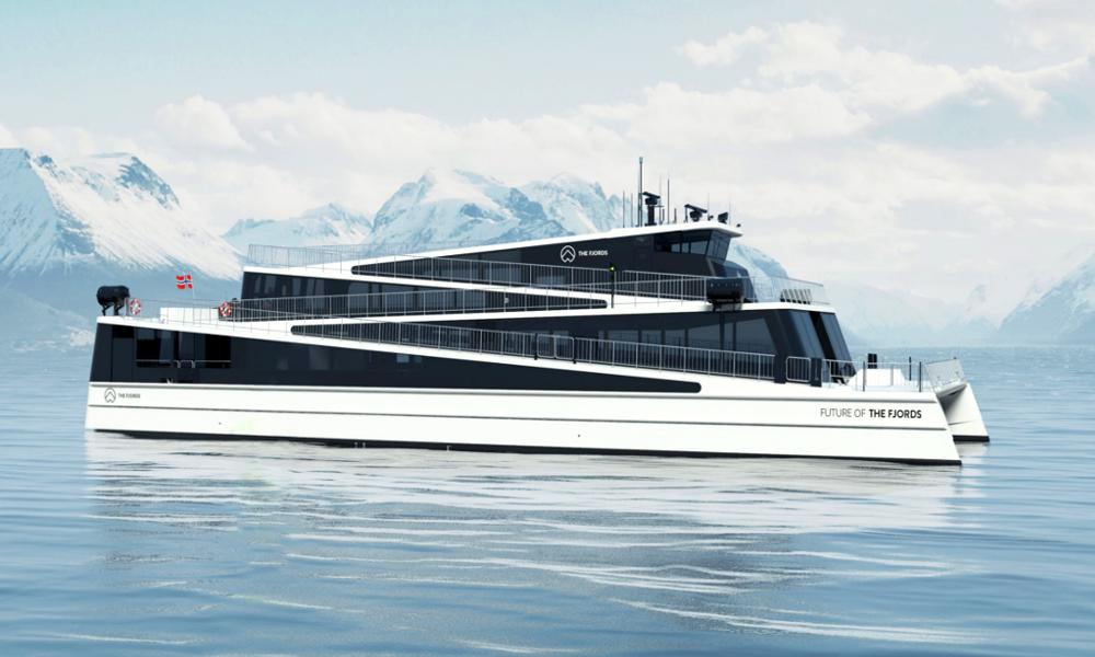 En Norvège, 100% des navires seront électriques d'ici 2030