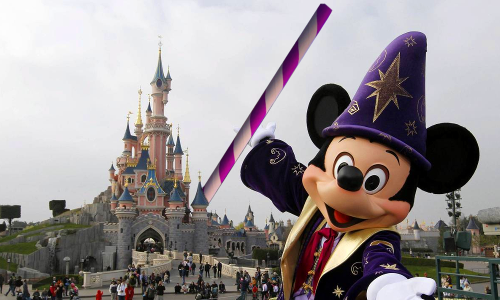 Pollution plastique : les pailles enfin interdites à Disneyland