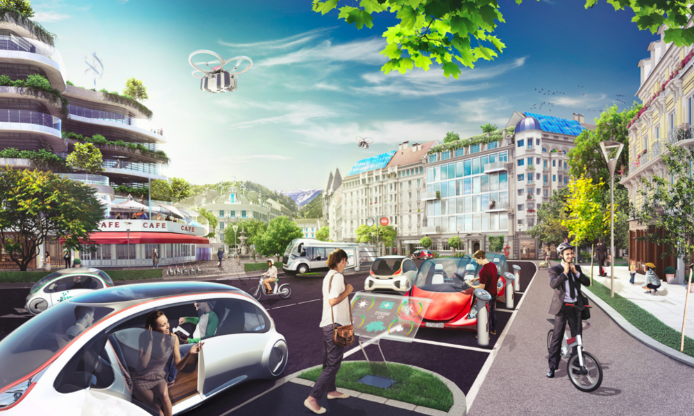 À quoi ressemblera la mobilité dans 50 ans ? Un futurologue nous répond