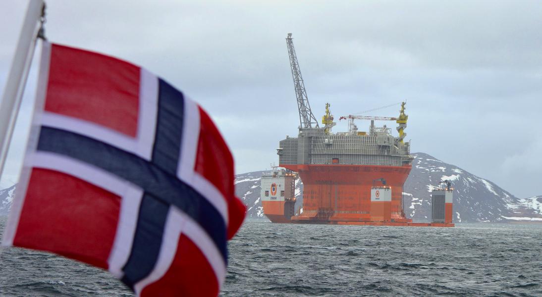 Adieu pétrole: la Norvège renonce aux forages dans l'Arctique