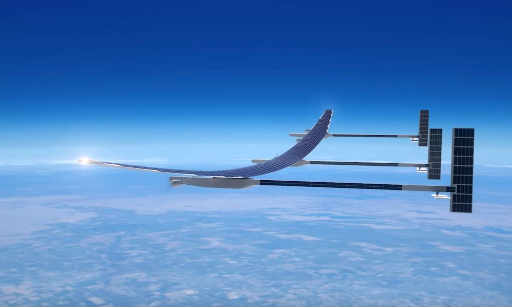 Odysseus avion solaire