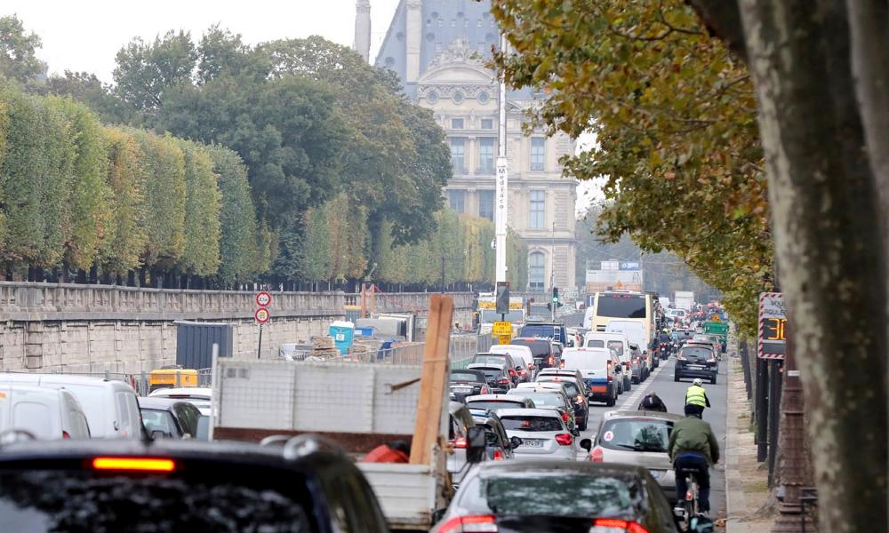 30 km/h : à Paris, les voitures roulent 2 fois moins vite que la vitesse autorisée