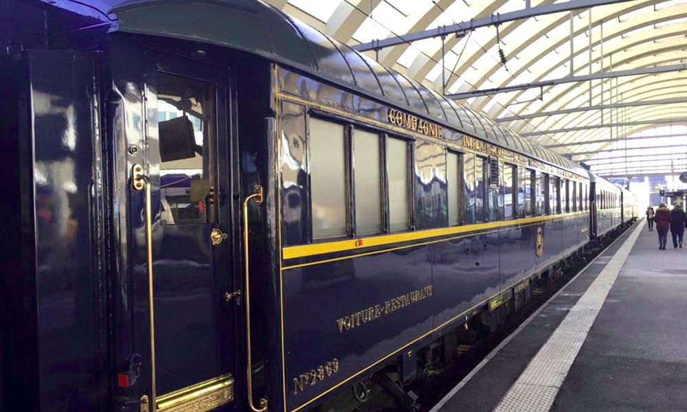 L'Écosse a lancé son premier train-hôtel