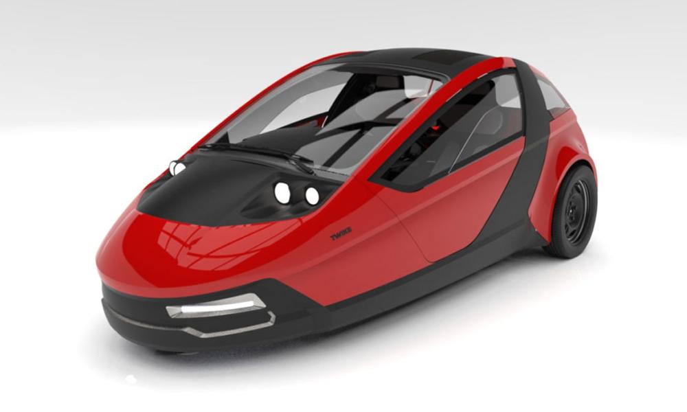 Cette voiture monte à 190 km/h, mais vous allez devoir pédaler