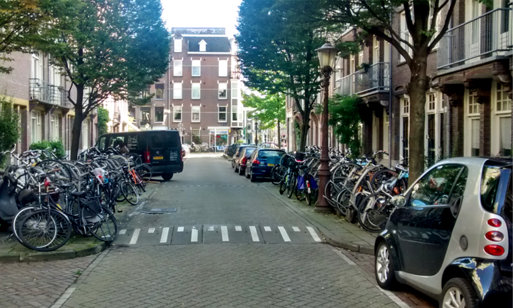 amsterdam stationnements