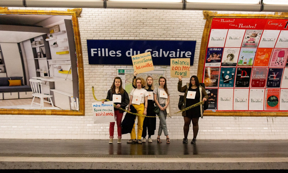 #BalanceTonMétro : ces femmes dénoncent les agressions dans les transports