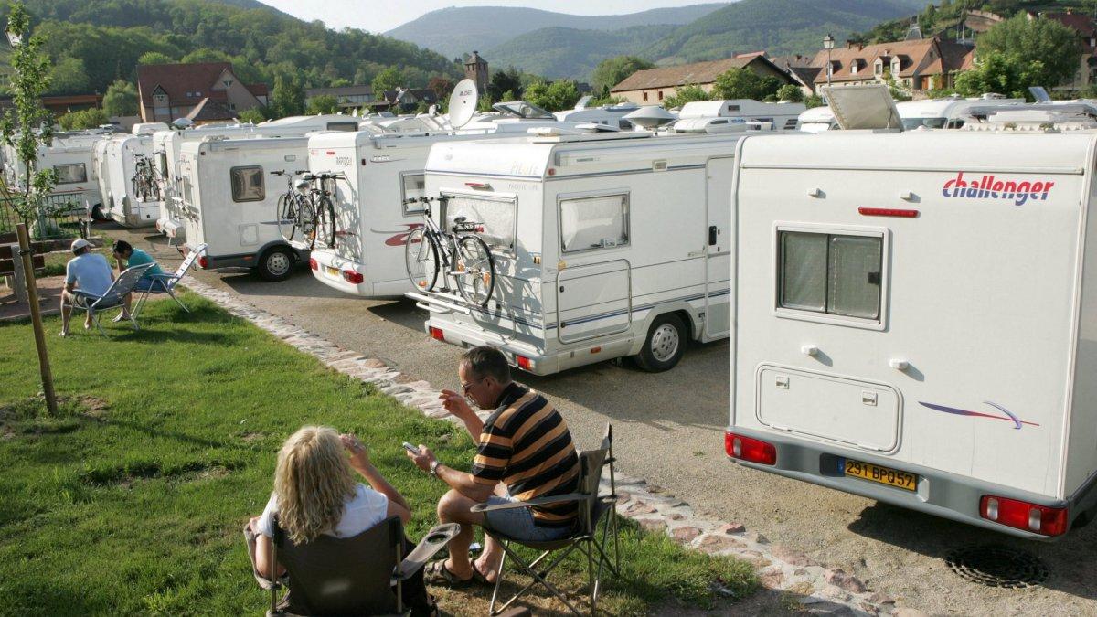 Il n'y a jamais eu autant de camping-cars en France