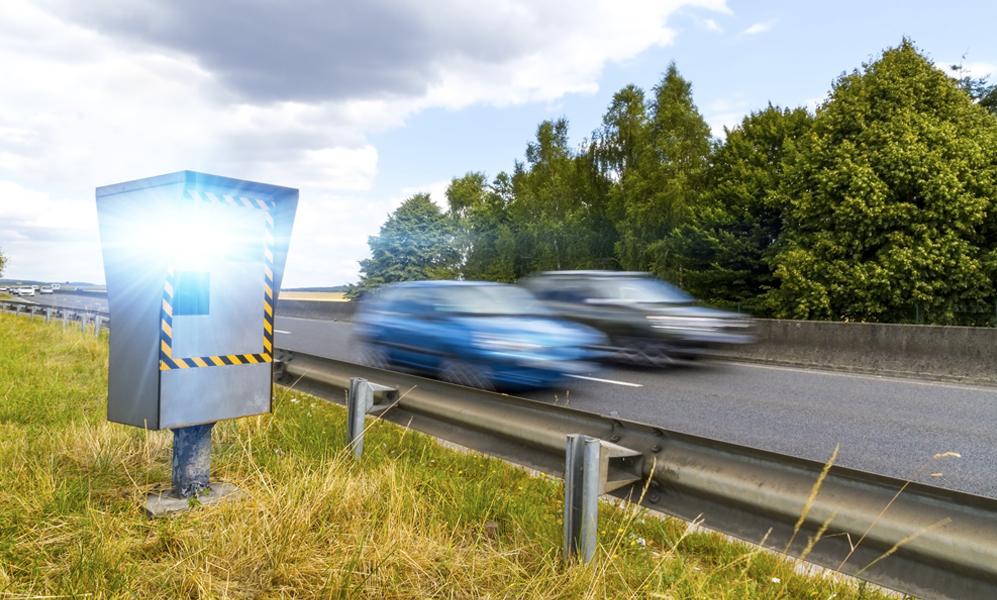 Aux Pays-Bas, 1km/h de trop suffit à prendre un PV