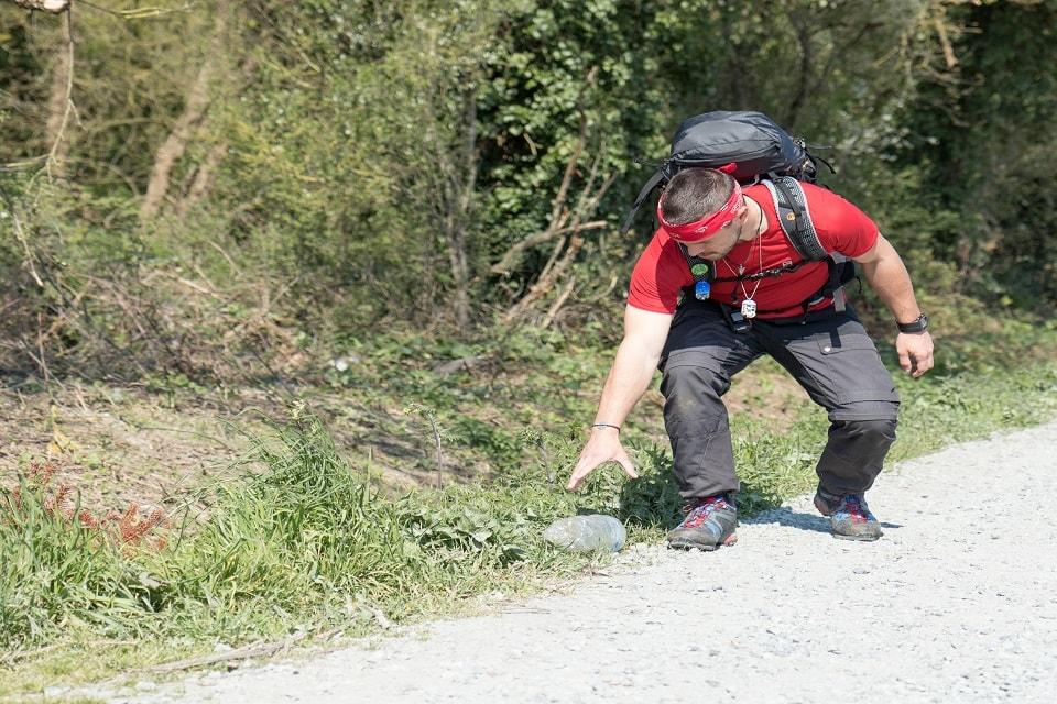 Un jeune Français a traversé l'Europe pour nettoyer 6000 km de déchets