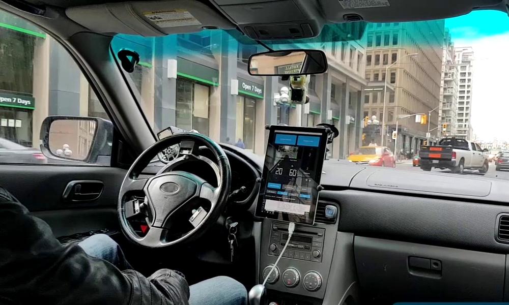 Selon des scientifiques, la voiture autonome est plus stupide qu'un bébé