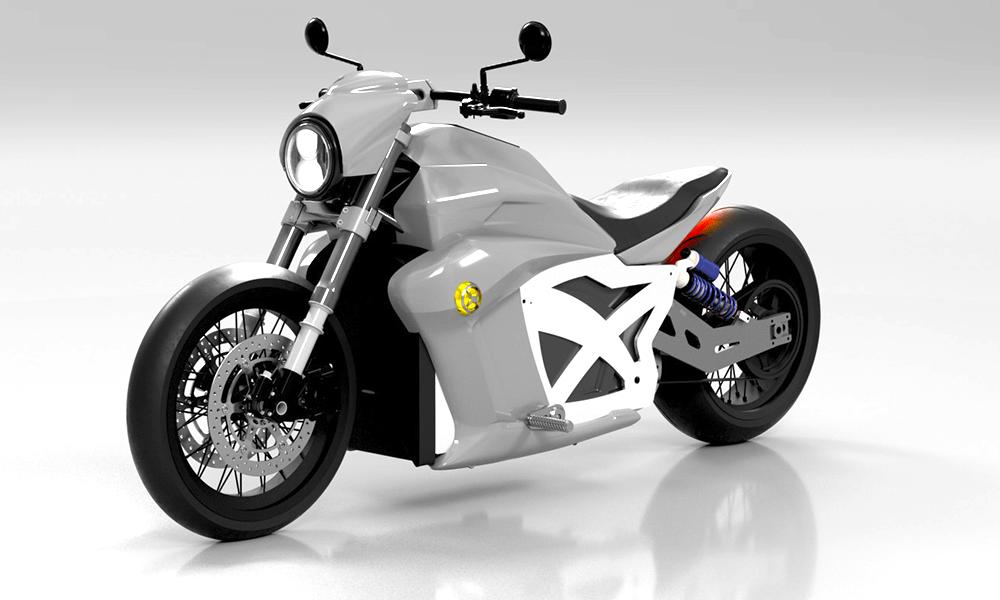 Cette moto électrique se recharge en 15 minutes
