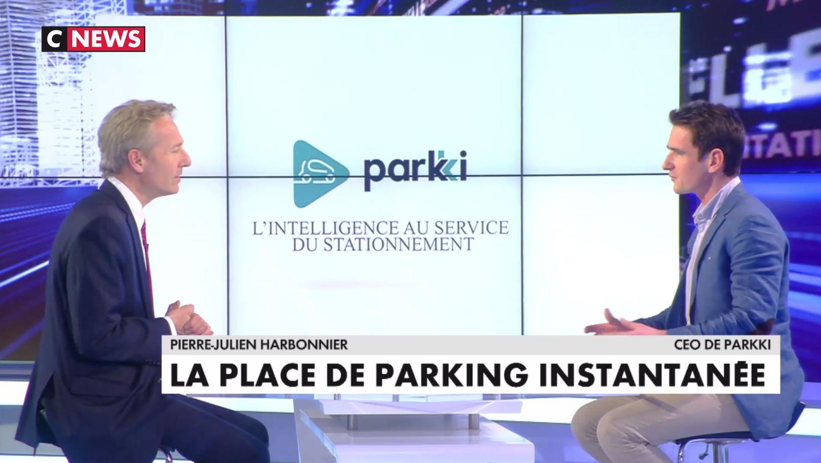 La Minute Mobilité #30 : Parkki