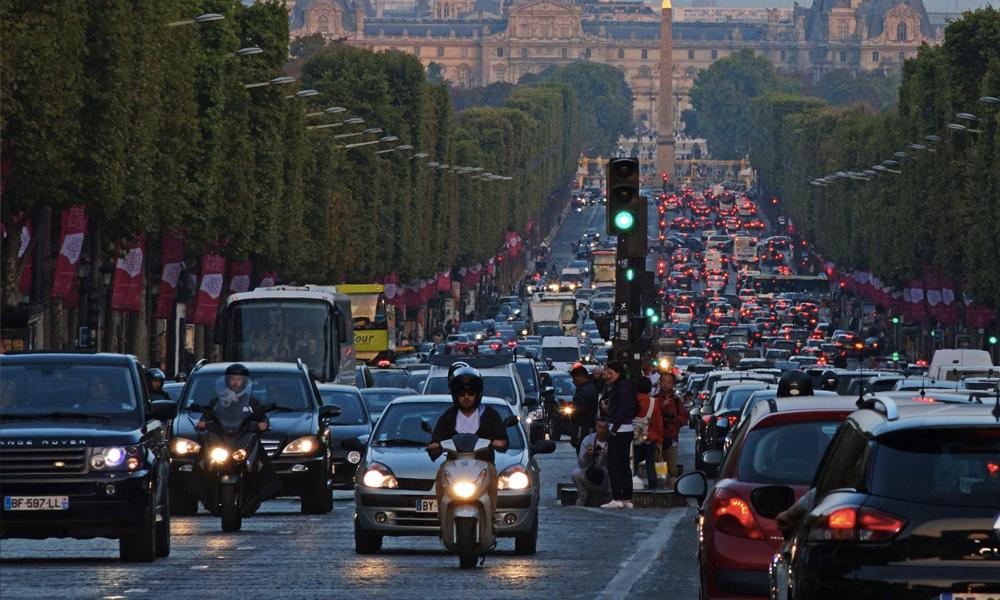 Pollution automobile: Paris classée 21ème au niveau mondial