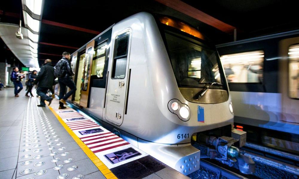 stib métro bruxelles