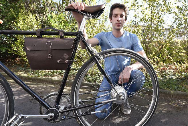 En 15 minutes top chrono, ce vélo devient électrique