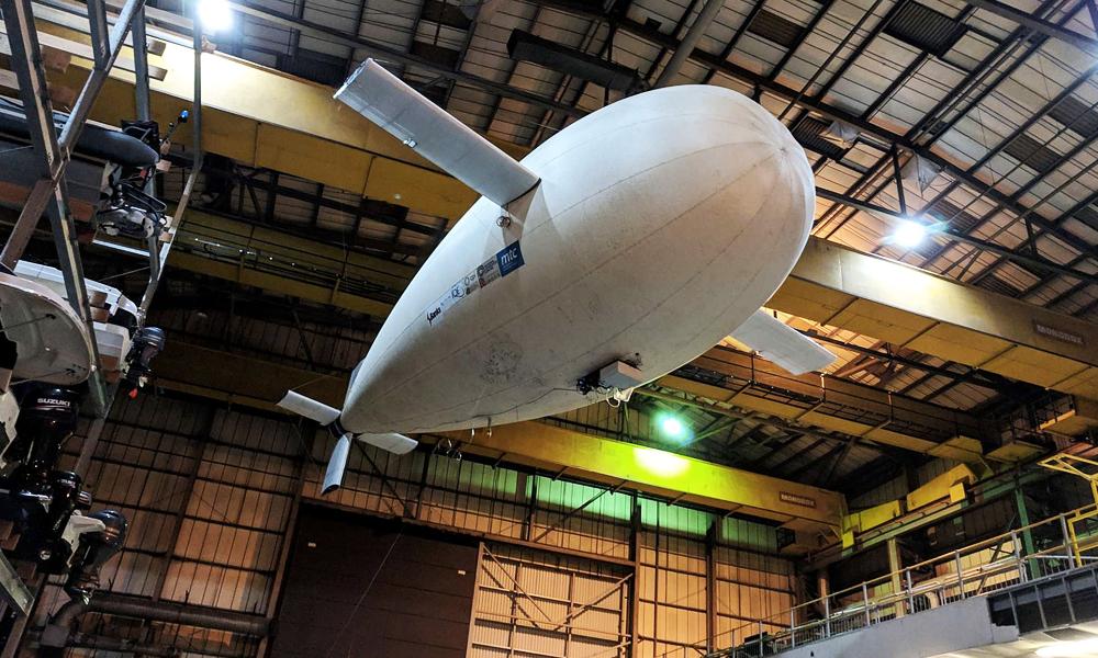 Cet avion qui carbure à l'hélium peut voler des mois sans faire le plein